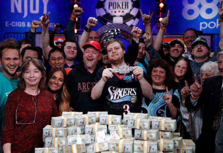 WSOP Caesars Joe McKeehen