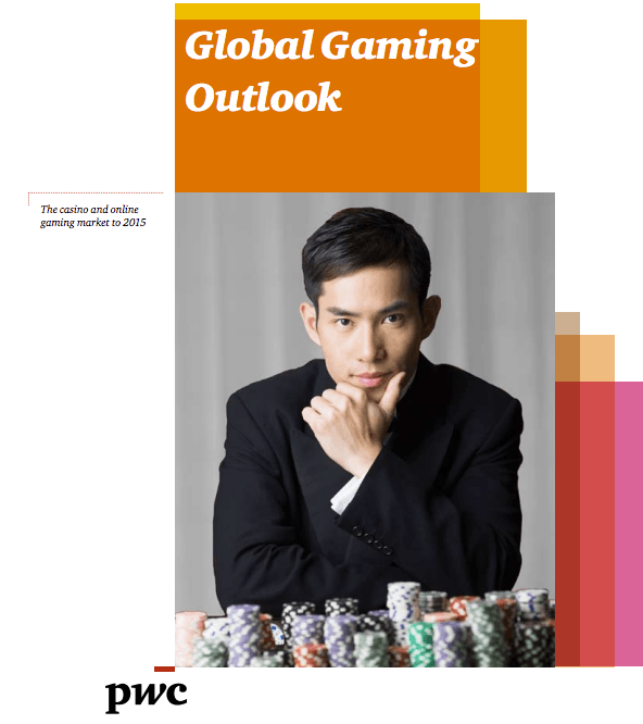 PwC Global Gaming Outlook for 2015