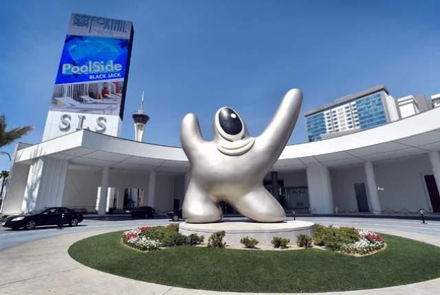 SLS Blob Las Vegas American casinos 2015