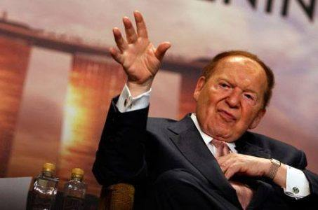 Sheldon Adelson LVS Sands watchdog group