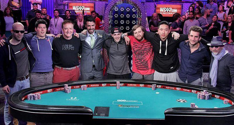 Wsop poker final table video slots online casino