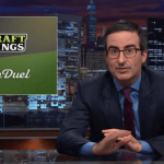 John Oliver Spends Majority of His Show Ranting About Daily Fantasy Sports