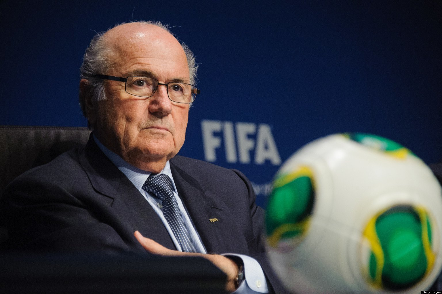FIFA scandal Sepp Blatter