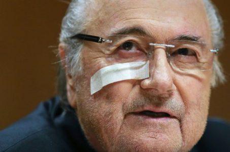 Sepp Blatter Michel Platini FIFA ban