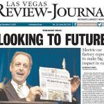 Las Vegas Review-Journal Gets Bought Out as Rumors Swirl That Sheldon Adelson Is the Mystery Buyer