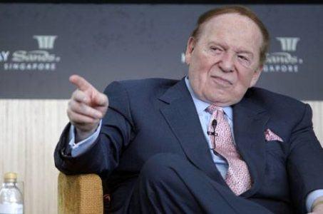 Sheldon Adelson buys LVRJ