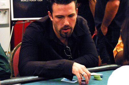 celebrities and gambling Ben Affleck 2015