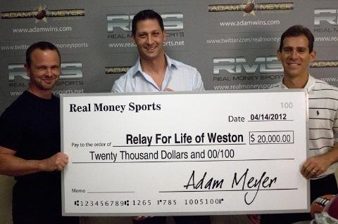 Adam Meyer sports handicapper informant
