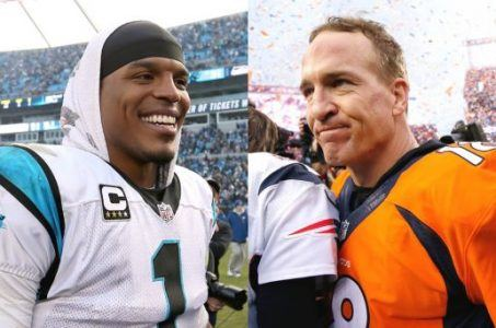 Super Bowl 50 Newton Manning odds