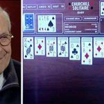 "Former Secretary of Defense Donald Rumsfeld Enters Online Gaming With ""Churchill Solitaire"" App"