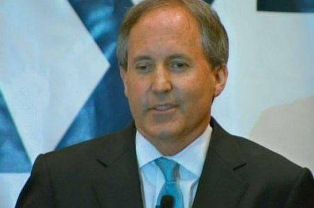 Texas AG Ken Paxton daily fantasy sports