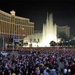 Las Vegas Casino Revenues Up for Fifth Year in a Row