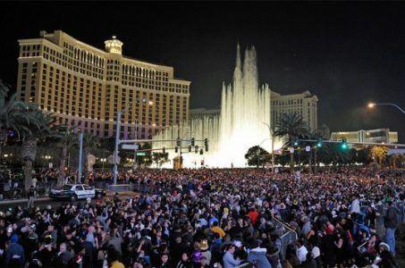 Vegas revenue up for 2015