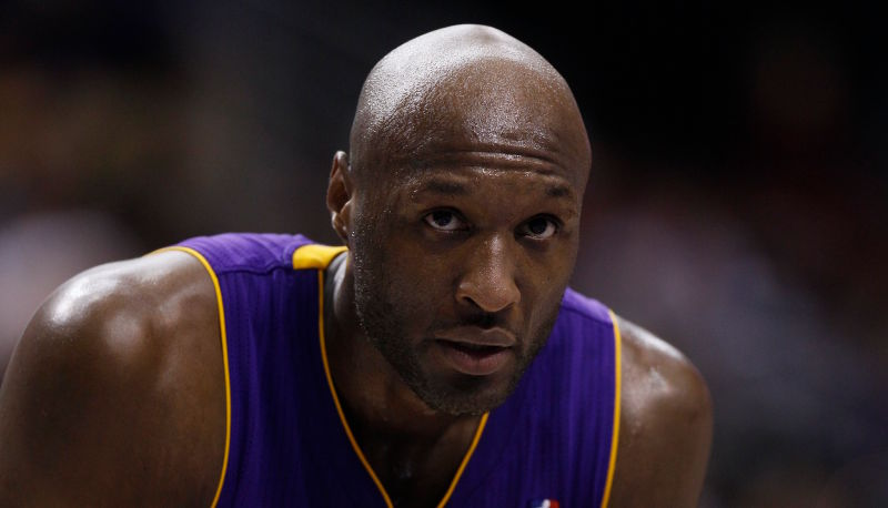 Lamar Odom Nevada no charges brothel