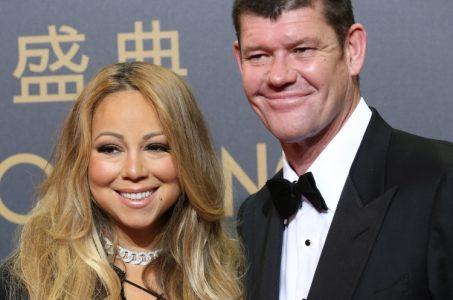 Mariah Carey James Packer engagement