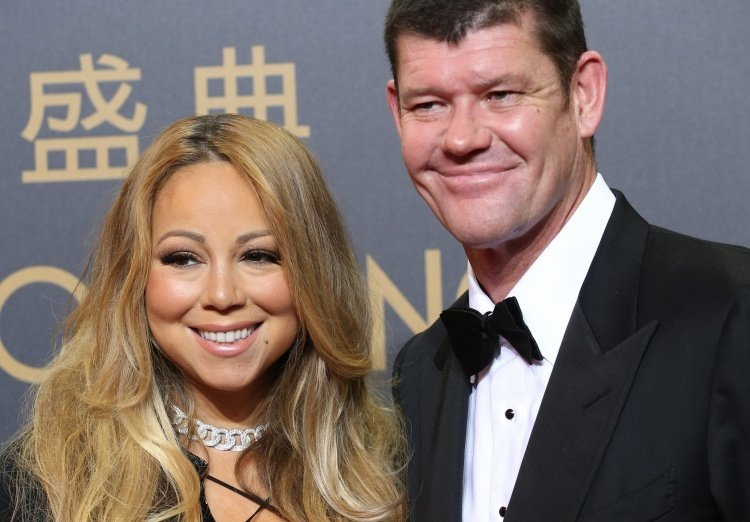 James Packer Rings in the New Year with Mariah Carey Proposal and