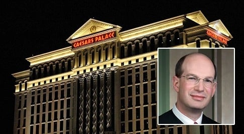 Judge Benjamin Goldgar Caesars bankruptcy warnings