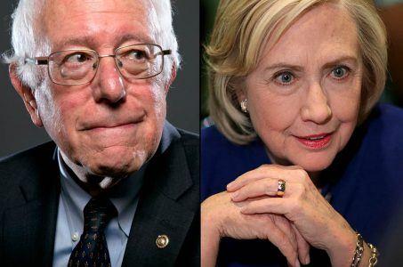 Hillary Clinton Bernie Sanders 2016 Democratic primary