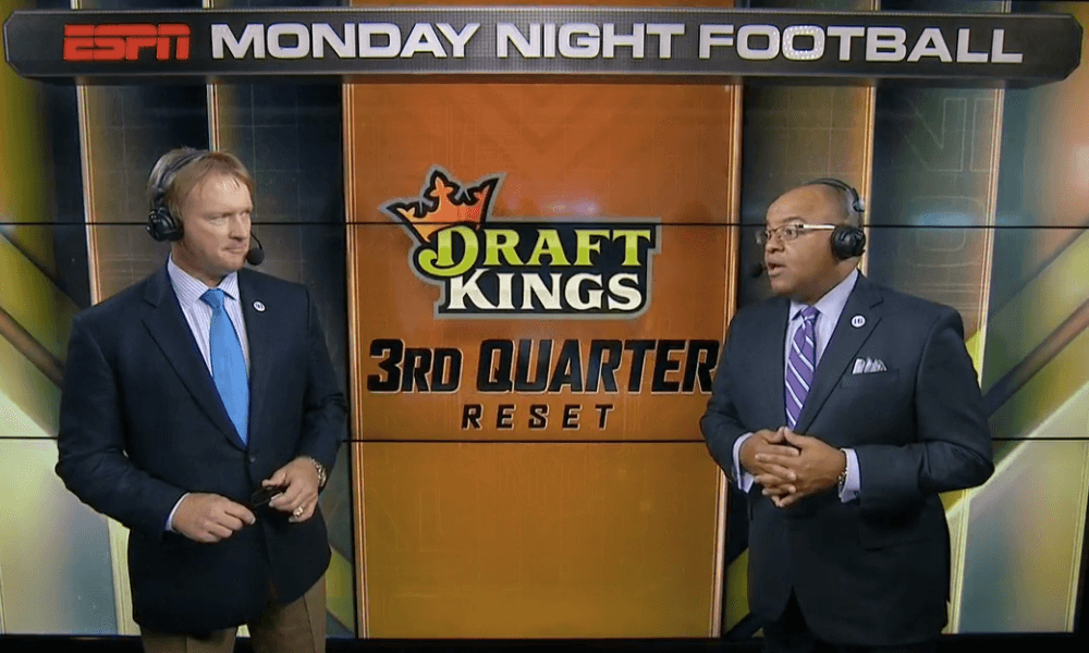 ESPN severs official DraftKings sponsorship