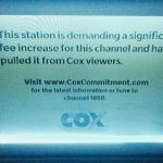 Las Vegas Sports Books Might Profit Off CBS Dispute with Cox, No Superbowl Likely for Sin City Cable Users