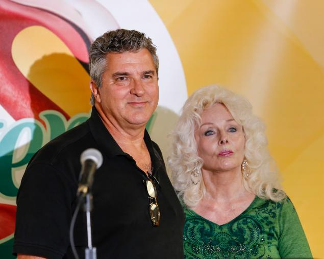 Powerball lottery winners David Kaltschmidt Maureen Smith