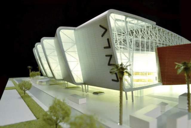 Las Vegas football stadium Adelson