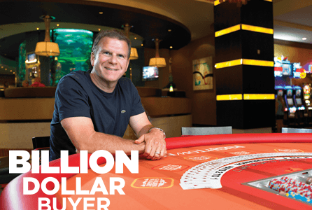 Billion Dollar Buyer Tilman Fertitta