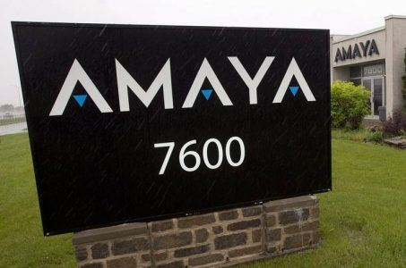 David Baazov Amaya stock price