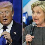 Donald Trump, Hillary Clinton Take Commanding Leads in Super Tuesday Showdown