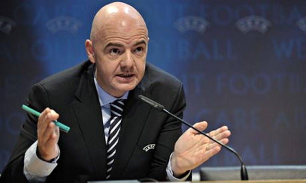 Gianni Infantino FIFA World Cup Corruption