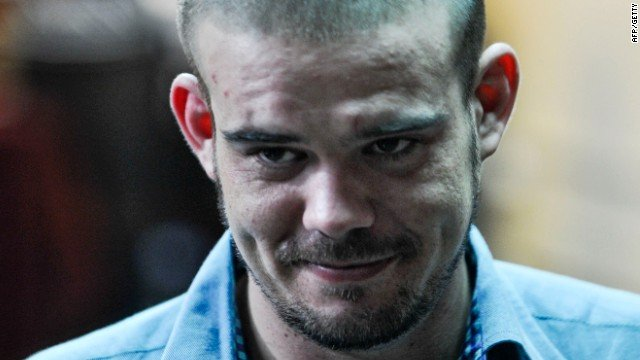 Joran van der Sloot appears to confess to Holloway murder
