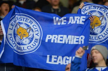 Leicester City EPL bets at 5000-1