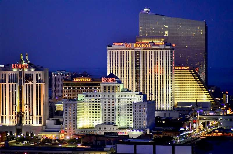 Atlantic City Ny Hotels
