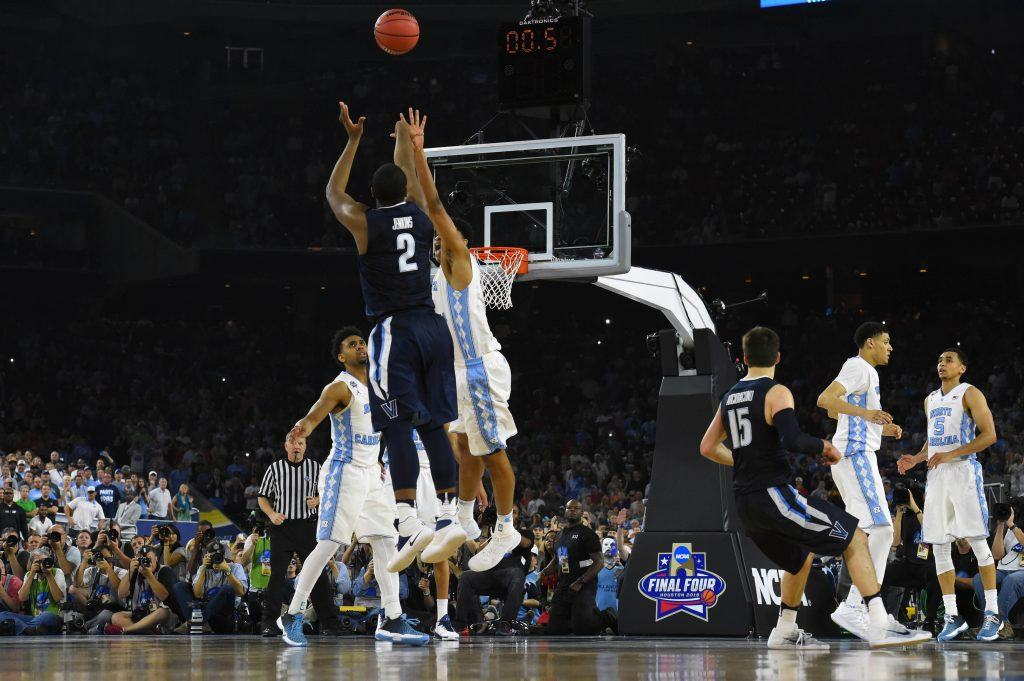 NCAA National Championship Villanova UNC