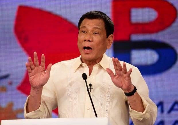 Philippine casino industry Rodrigo Duterte