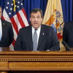 Atlantic City Face Off Between Governor Chris Christie and Mayor Don Guardian Turns Bitter