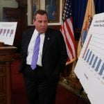New Jersey Governor Chris Christie Calls for Atlantic City Budget Slim Down for Municipal Workers