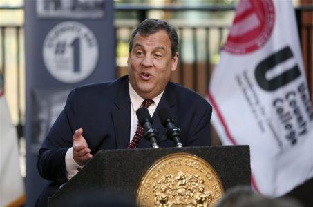 New Jersey casino expansion Chris Christie