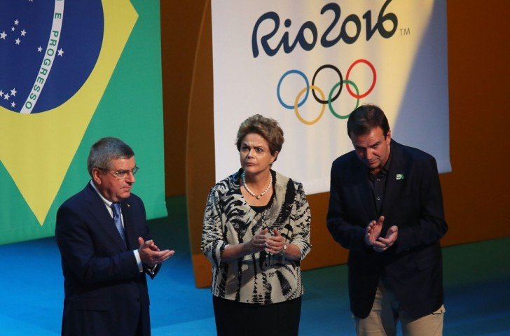 Brazil Summer Olympics Dilma Rousseff