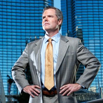 MGM CEO Jim Murren MGM Growth IPO