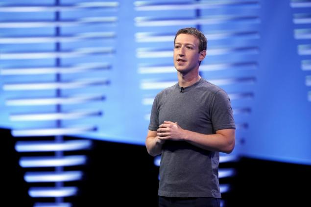 Mark Zuckerberg Facebook Donald Trump