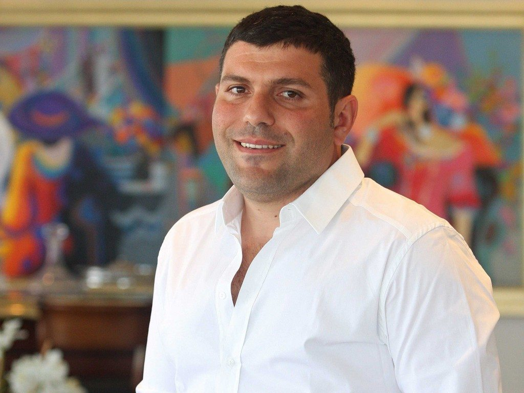Playtech CEO Teddy Sagi Panama Papers