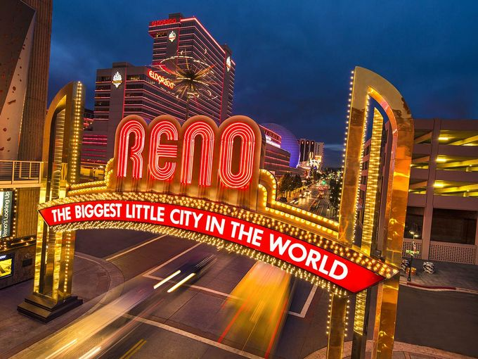 Reno casinos Washoe County taxes