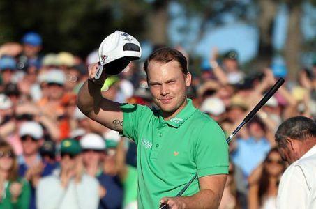 PGA Tour sports betting data
