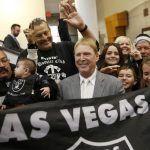 Mark Davis vows to bring Raiders to Vegas