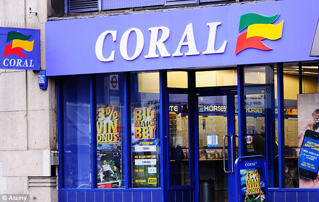 Gala Coral problem gambling money laundering