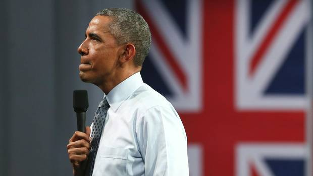 Barack Obama Causes Stir in UK Brexit Betting Markets