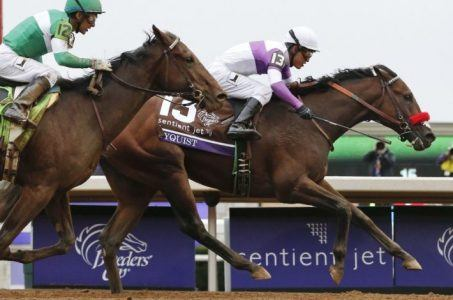 Nyquist wins Kentucky Derby