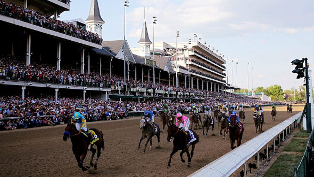 Kentucky Derby 2016 American Pharoah
