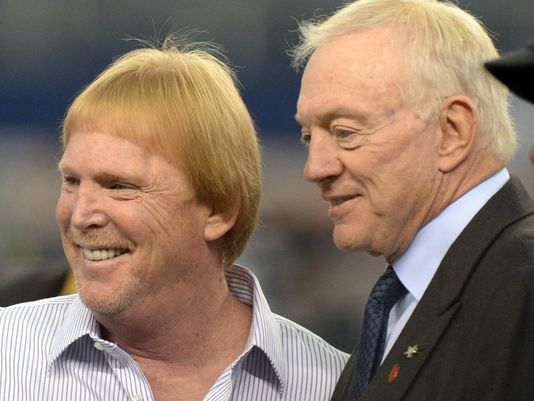 Oakland Raiders Mark Davis Las Vegas